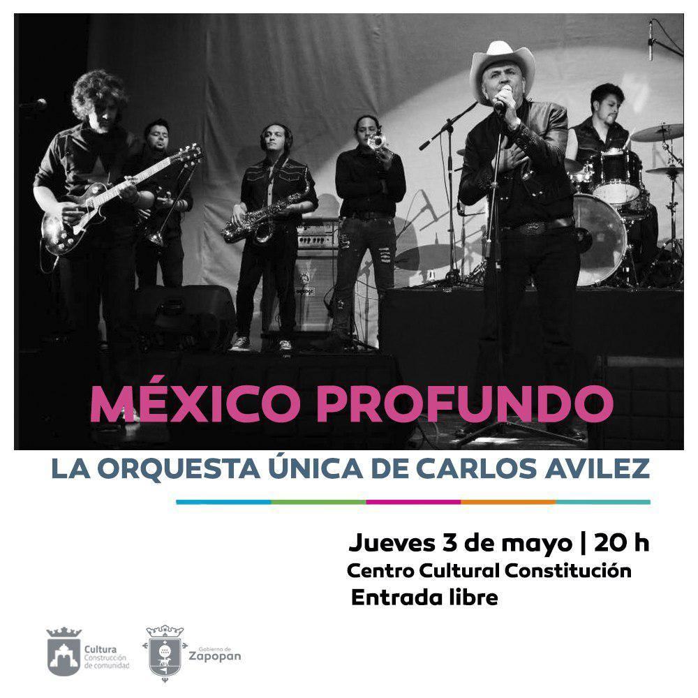 La Orquesta Única de Carlos Aviléz / Centro Cultural Constitución