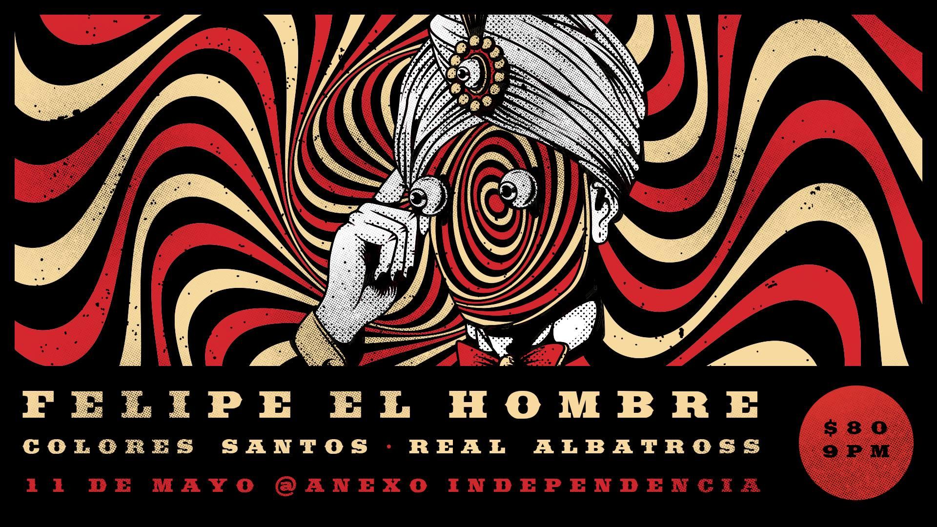 Felipe el Hombre / Foro Independencia