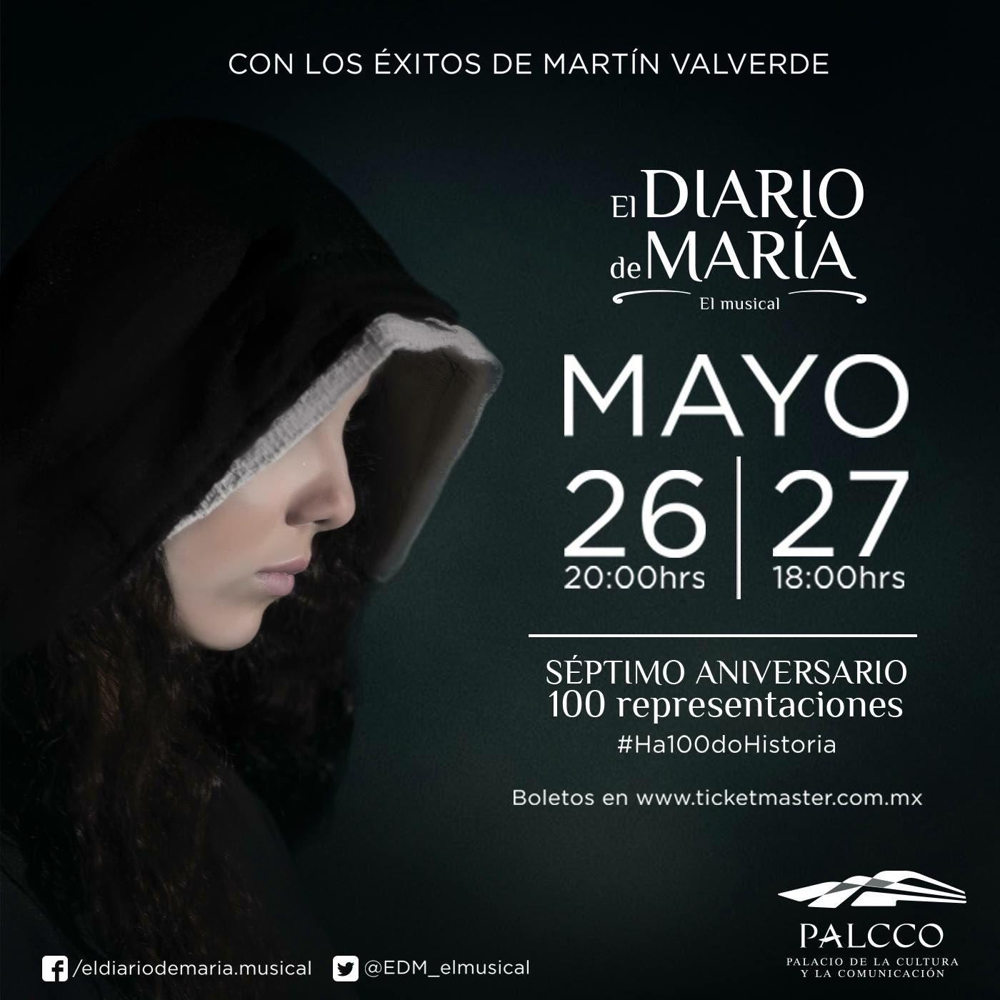 El Diario de Maria / PALCCO