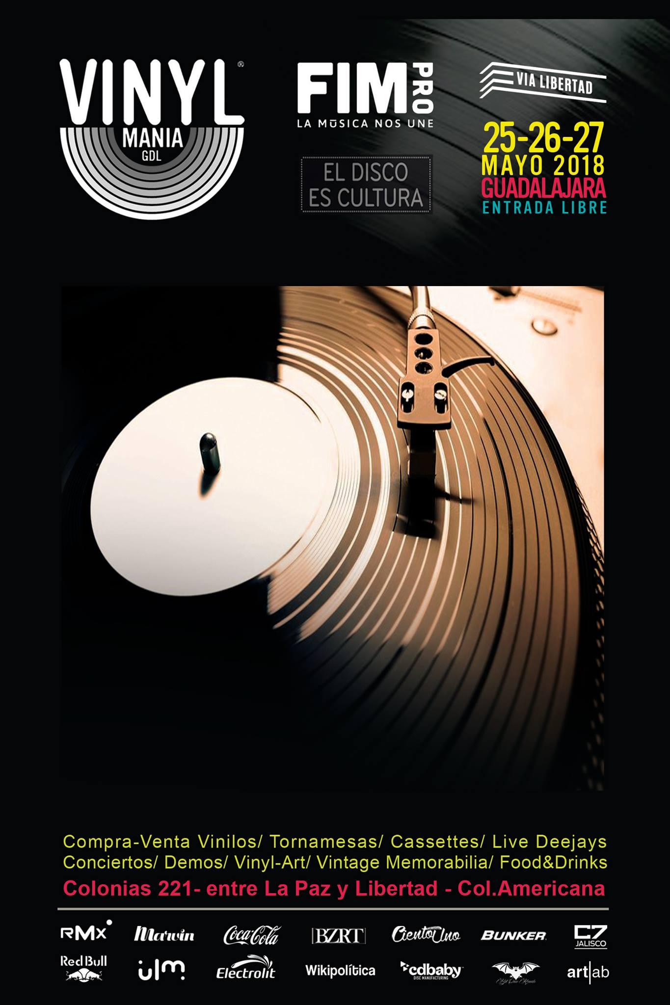 Vinylmania Guadalajara