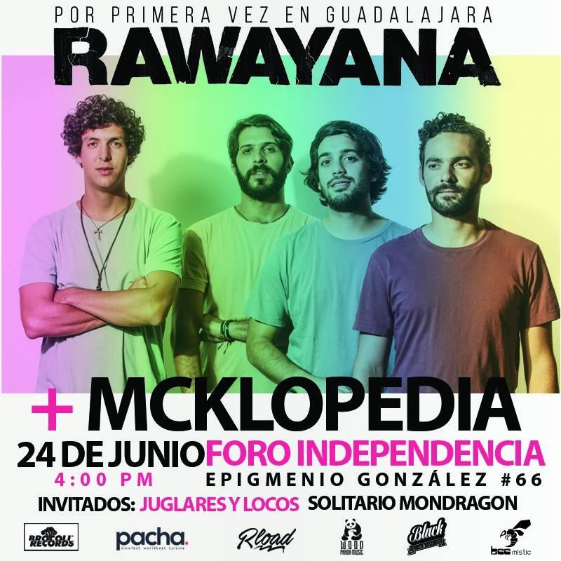 Rawayana / Foro Independencia