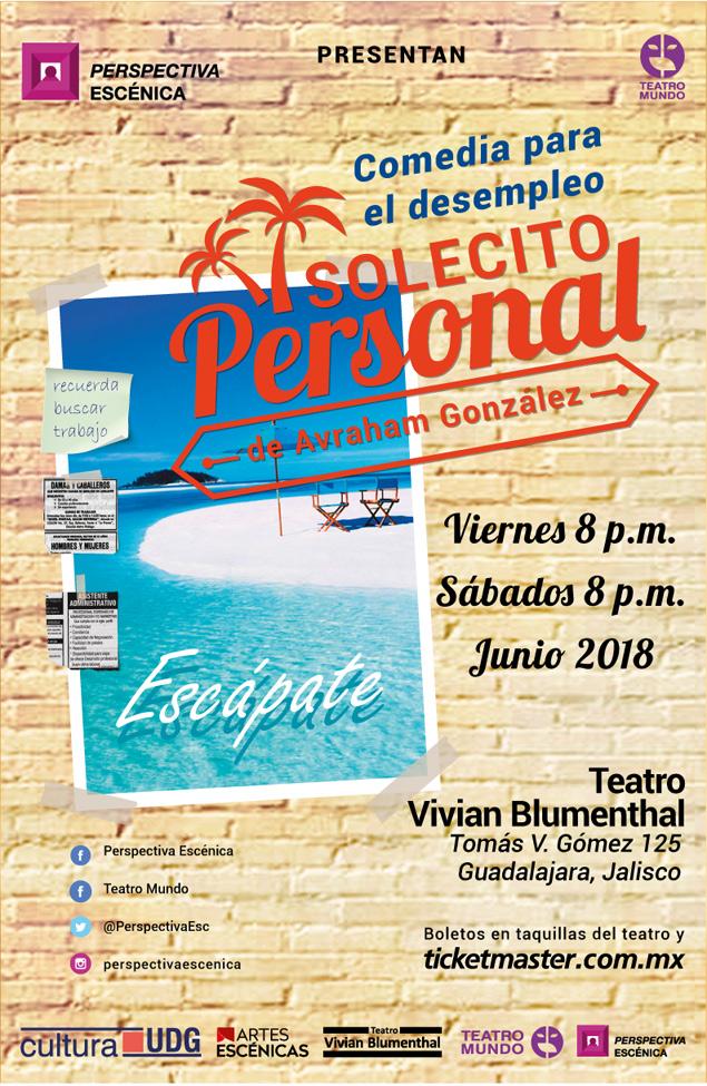 Solecito personal / Teatro Vivian Blumenthal