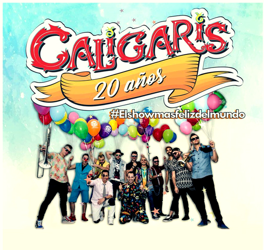 Los Caligaris / Teatro Diana