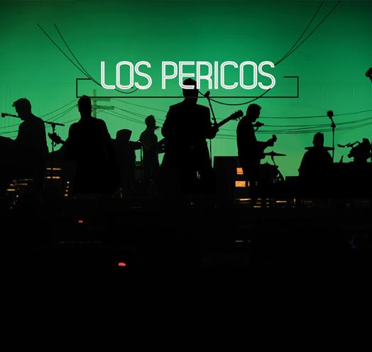 Los Pericos / Teatro Diana