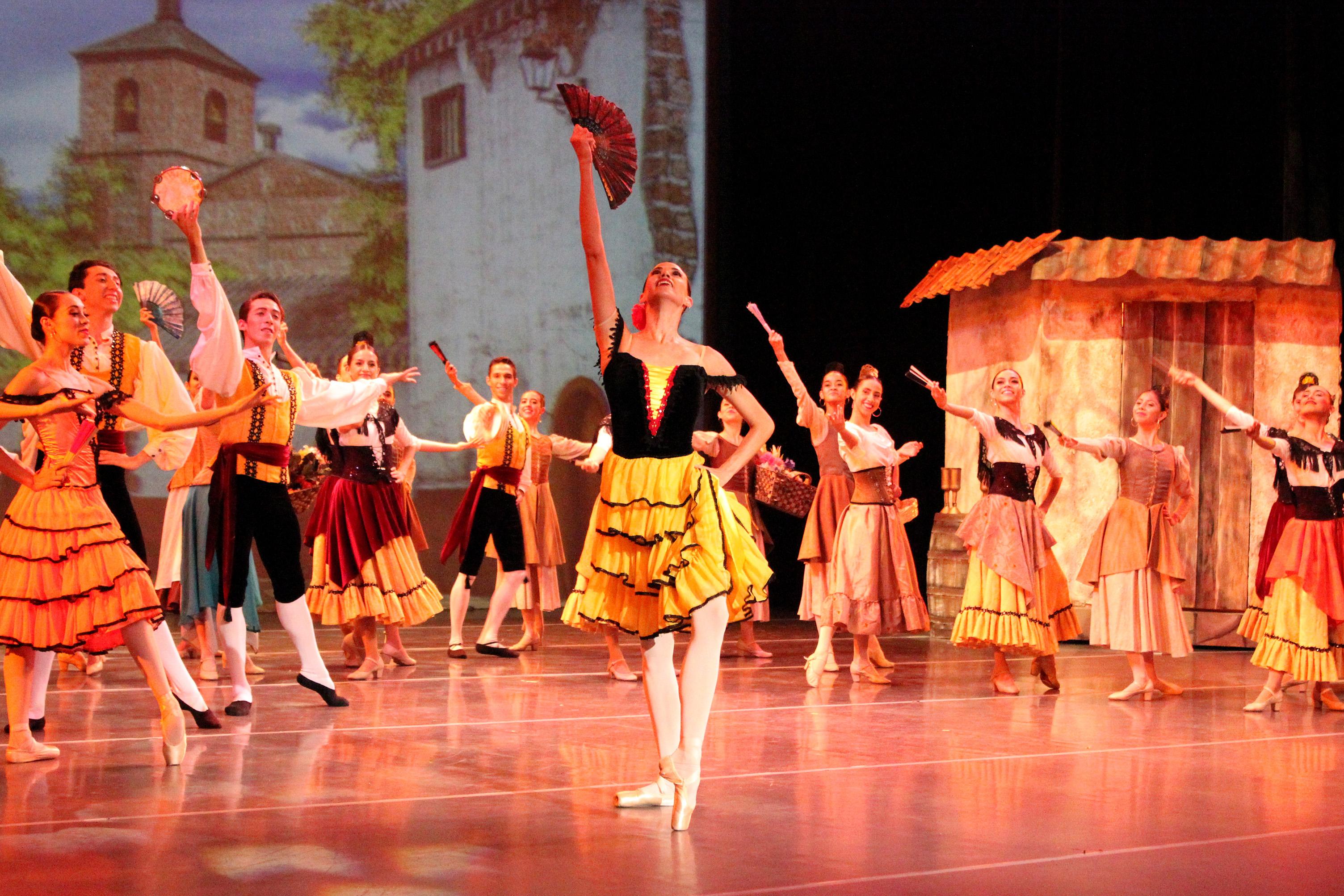 El Ballet de Jalisco visita Puerto Vallarta para presentar Don Quijote