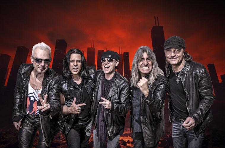 Scorpions en México, 3 ciudades