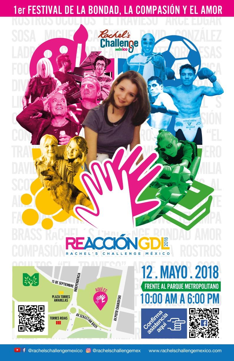 Primer Festival de la Bondad, Compasión y el Amor en México