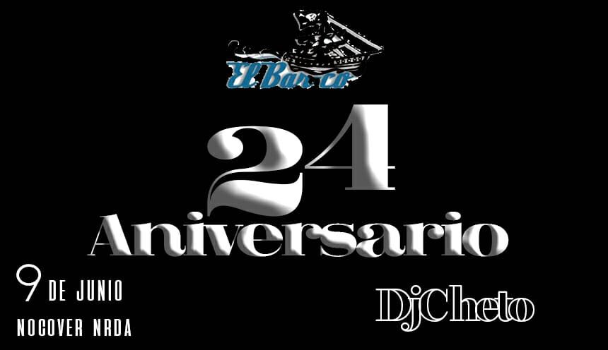 Dj Cheto / El Bar co