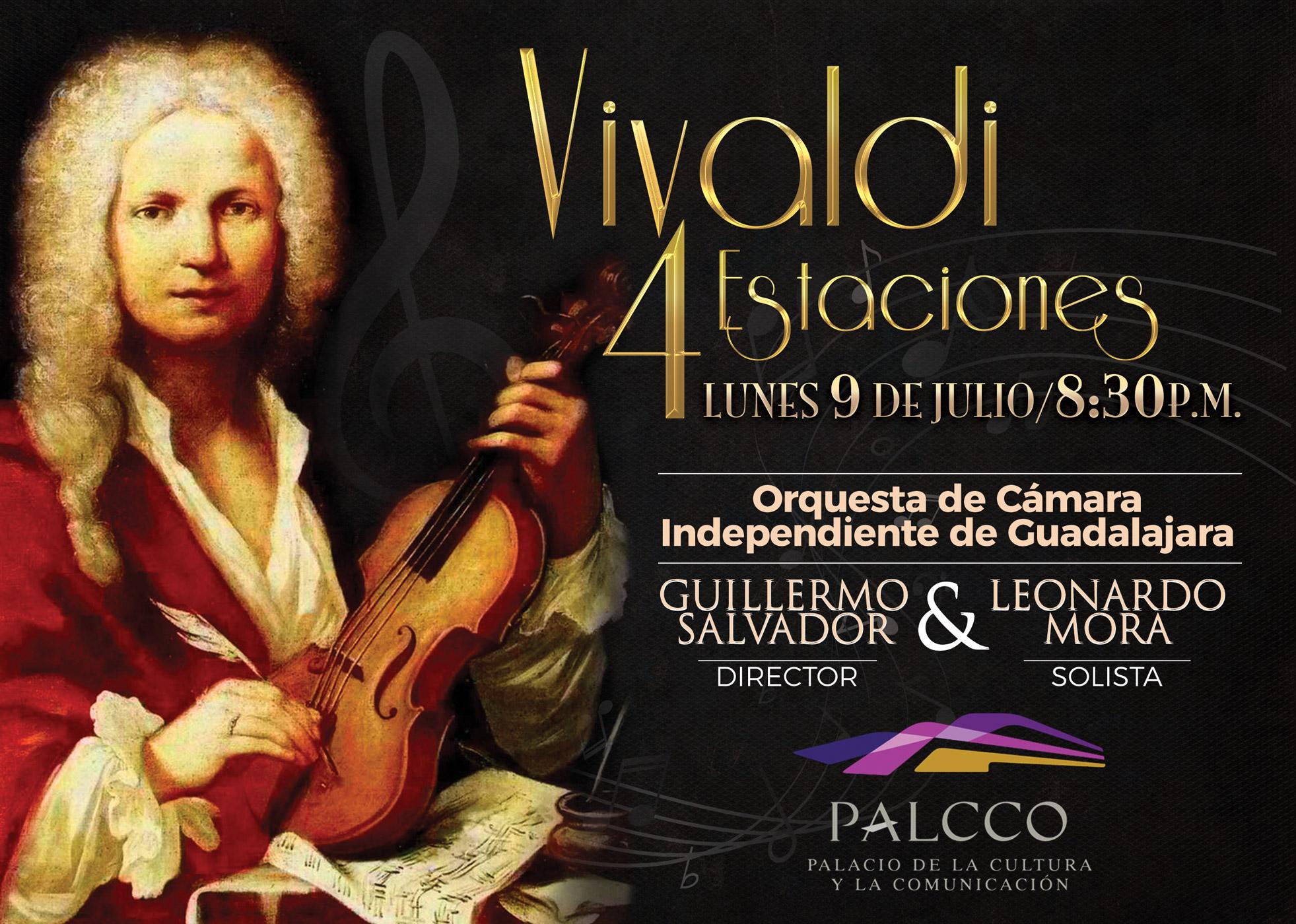 """Vivaldi """"Las cuatro estaciones"""" – OCIG / PALCCO"""
