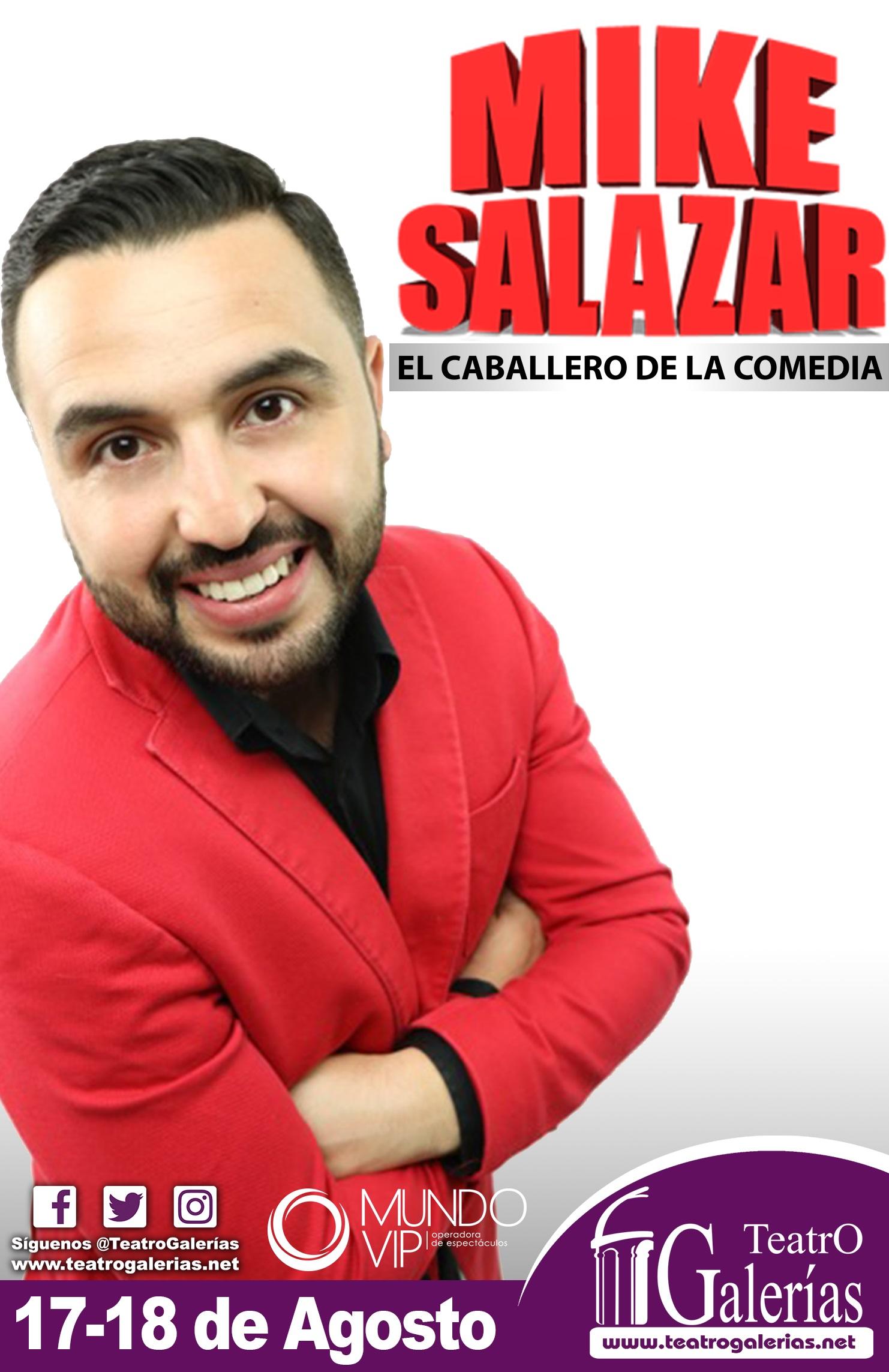 Mike Salazar / Teatro Galerías