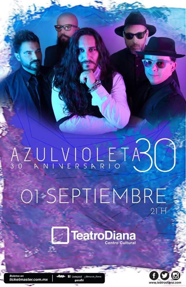 Azul Violeta / Teatro Diana