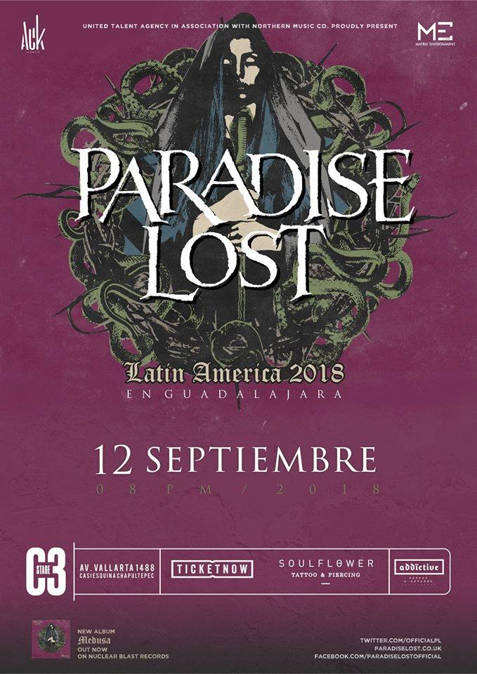 Paradise Lost / C3 Stage