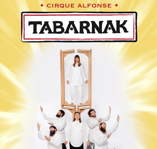 "Cirque Alfonse ""Tabarnak"" / Teatro Diana"