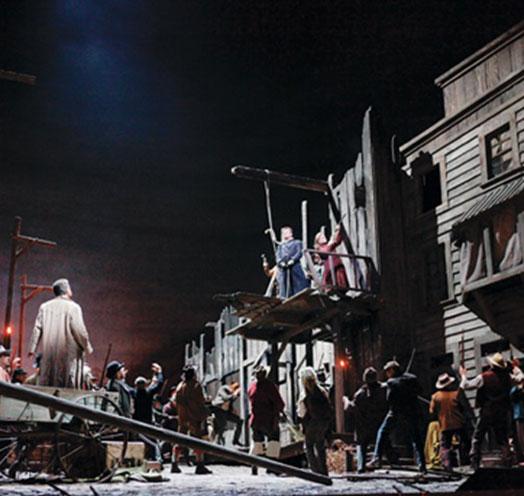 En vivo desde el Met deNY presenta: La Fanciulla del West de Giacomo Puccini / Teatro Diana