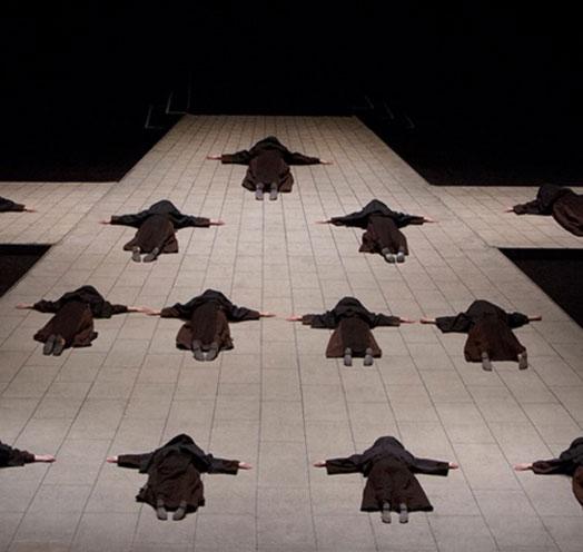 Diálogos de Carmelitas de Francis Poulenc / Teatro Diana
