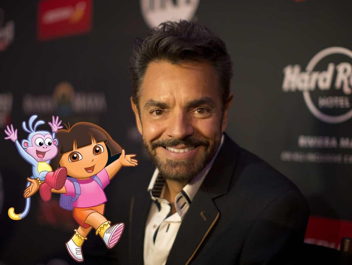 Eugenio Derbez se une al elenco de la cinta  DORA LA EXPLORADORA