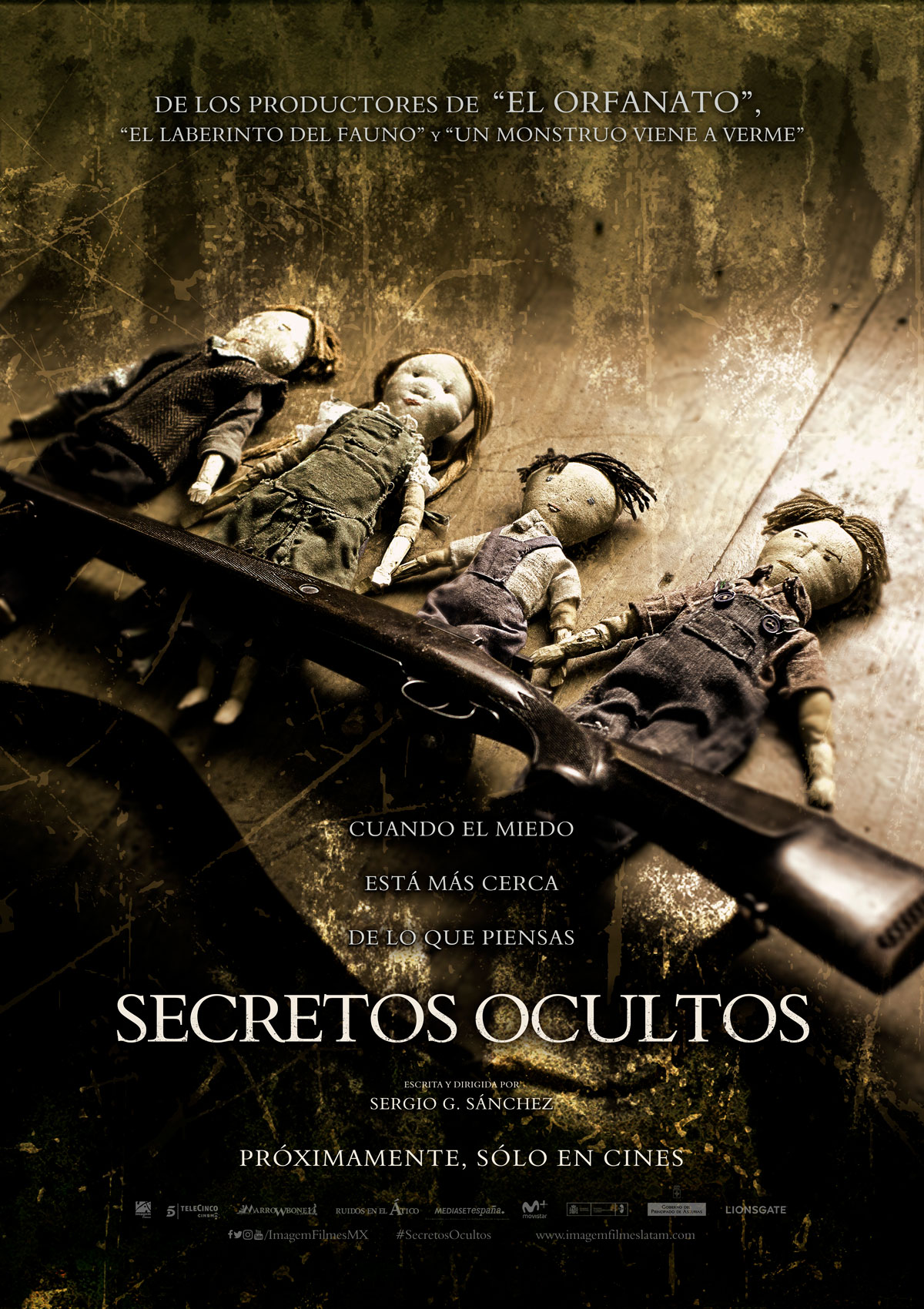Secretos Ocultos / Estreno: 26 de Julio.