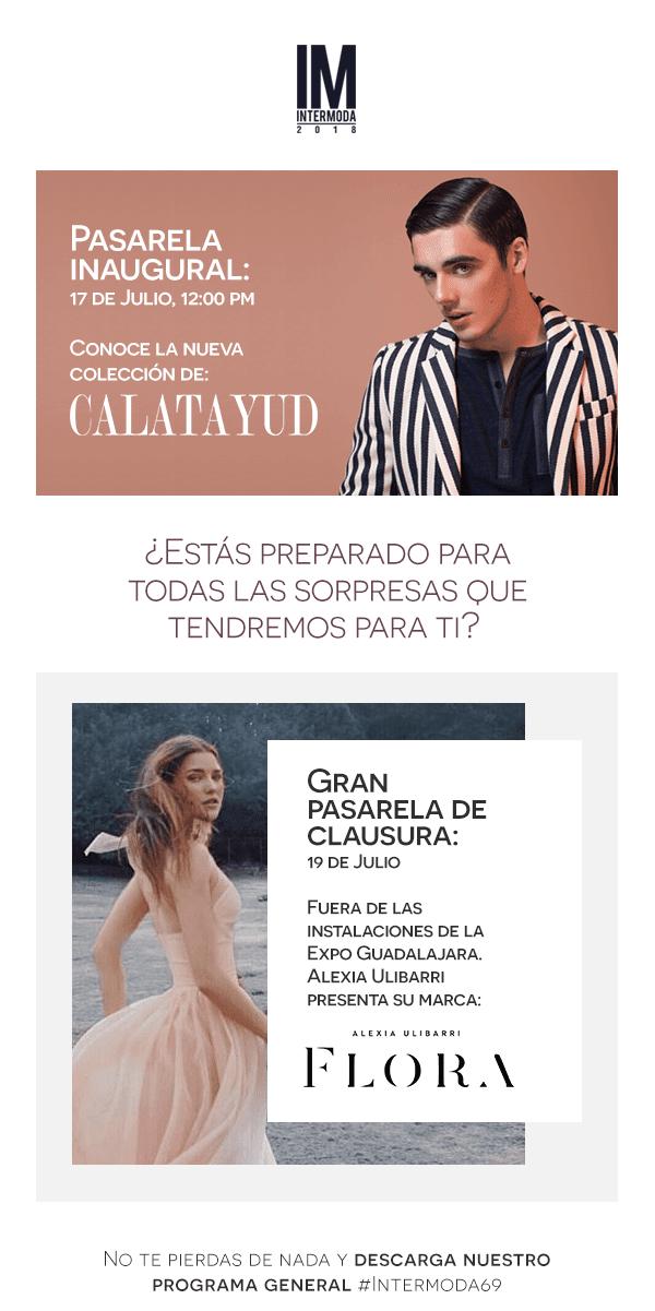 Intermoda 2018 / Del 17 al 19 de julio