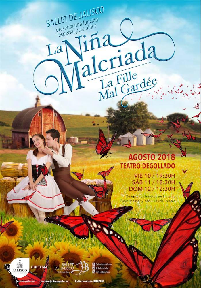 La Niña Malcriada / Teatro Degollado