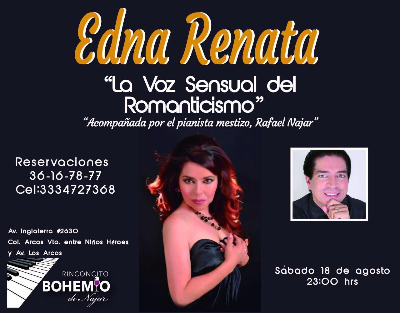 Edna Renata / Av. Inglaterra 2630