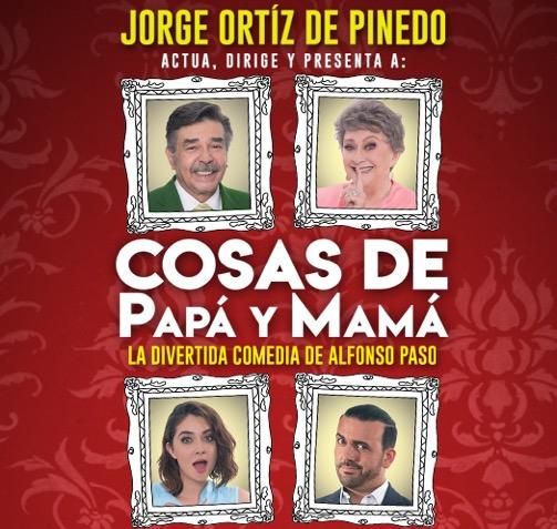Cosas de mamá y papá / Teatro Diana