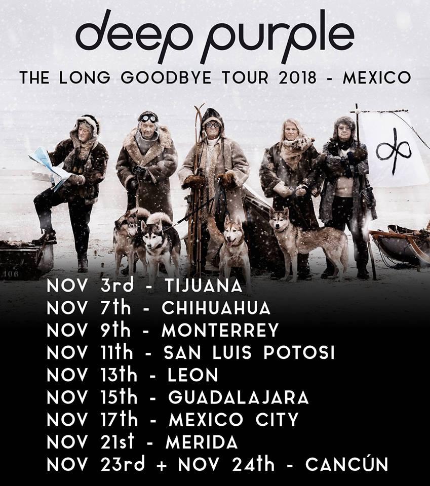 Deep Purple / Calle 2