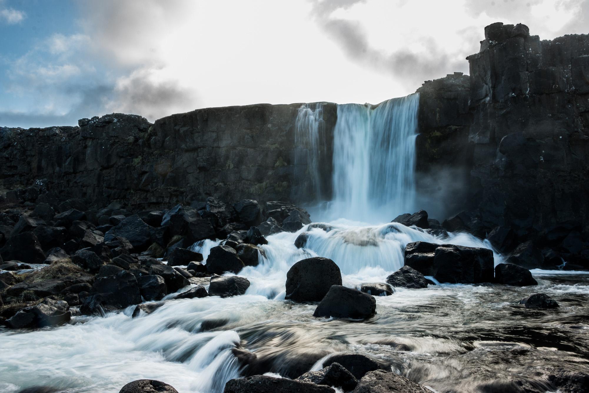 Paisajes de Islandia / Galería Juan Soriano