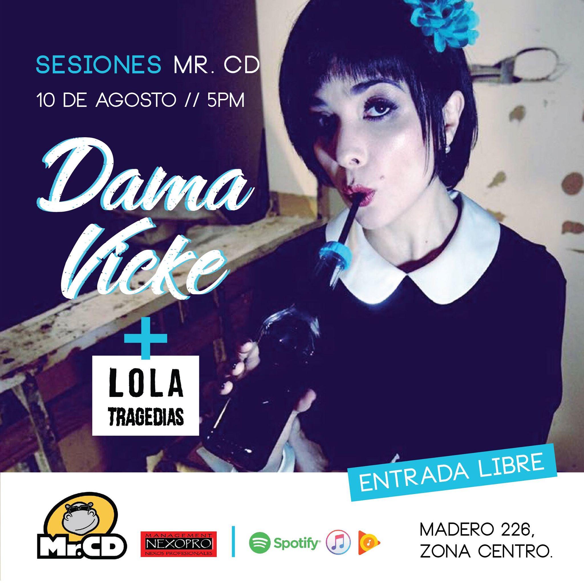 Dama Vicke / Madero 226