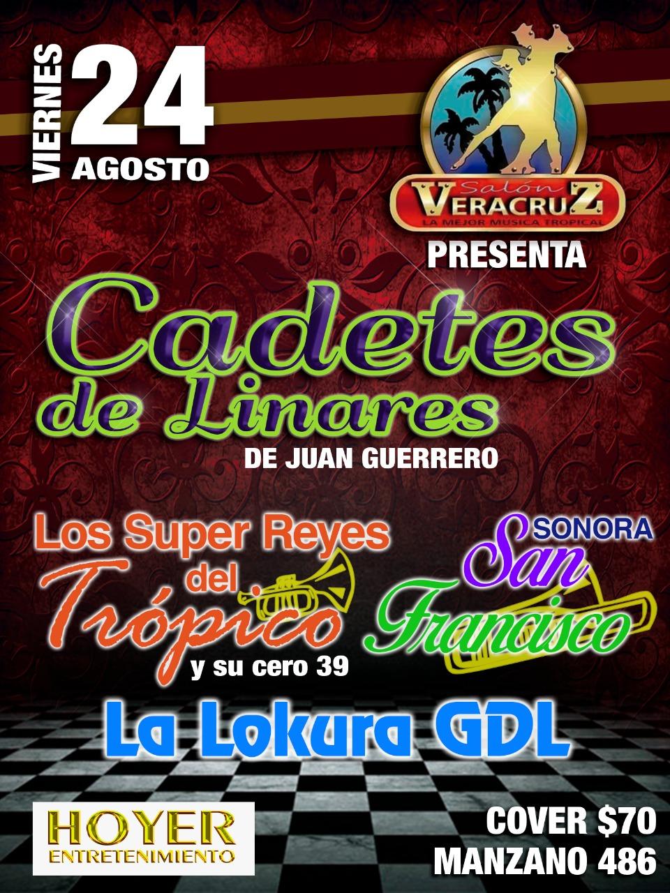 Cadetes de Linares / Salón Veracruz