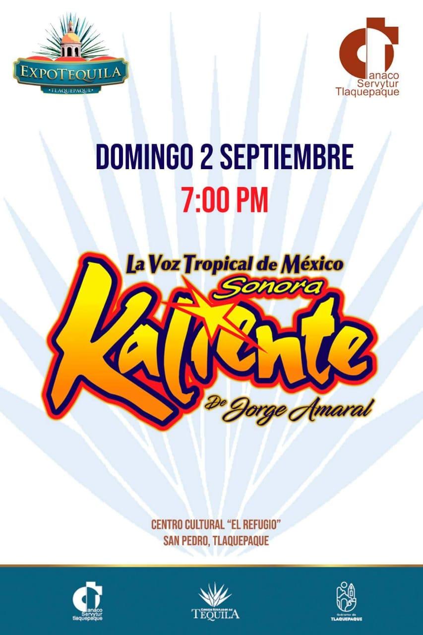 Sonora Kaliente / Centro Cultural El Refugio
