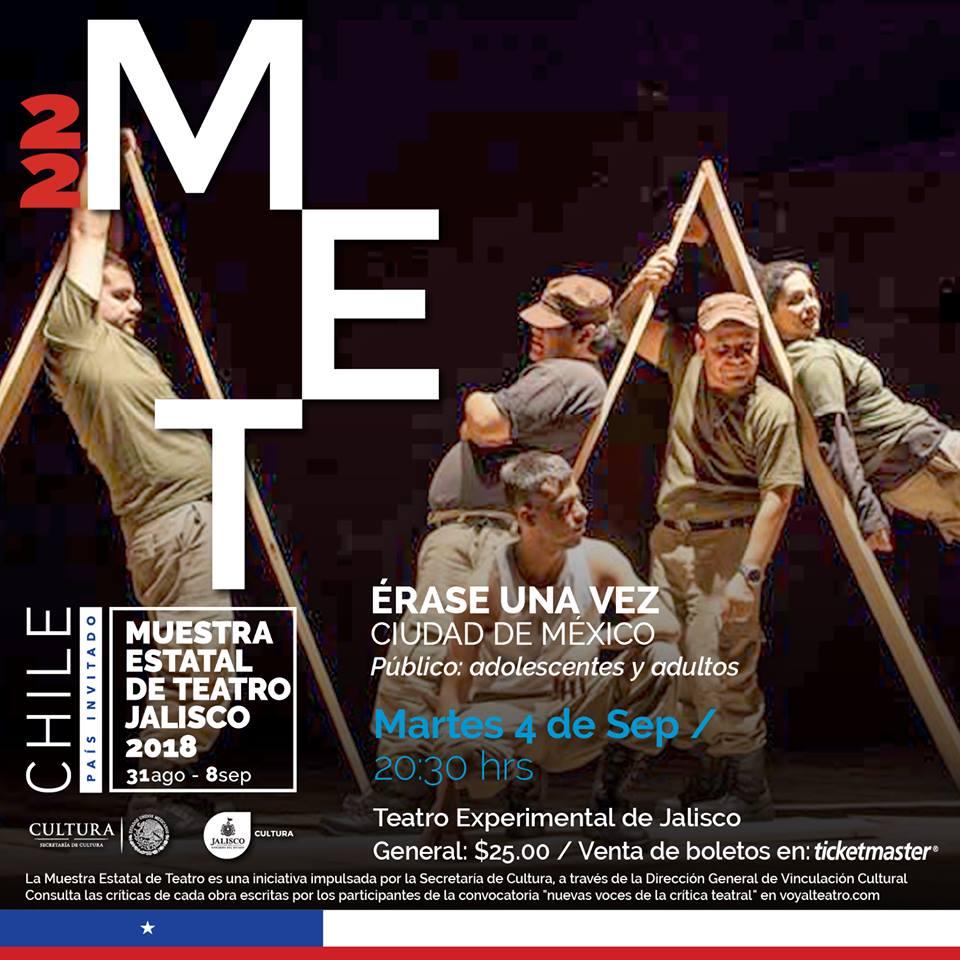 Eráse una vez / Teatro Experimental de Jalisco