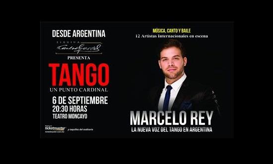 Tango un punto cardinal / PALCCO