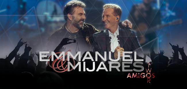 Emmanuel & Mijares / Auditorio Telmex