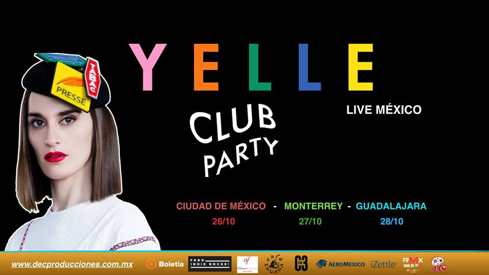 Yelle, Club Party / C3 Stage