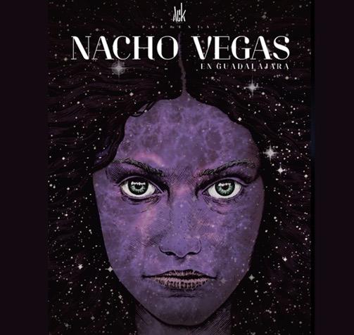 Nacho Vegas / Teatro Diana