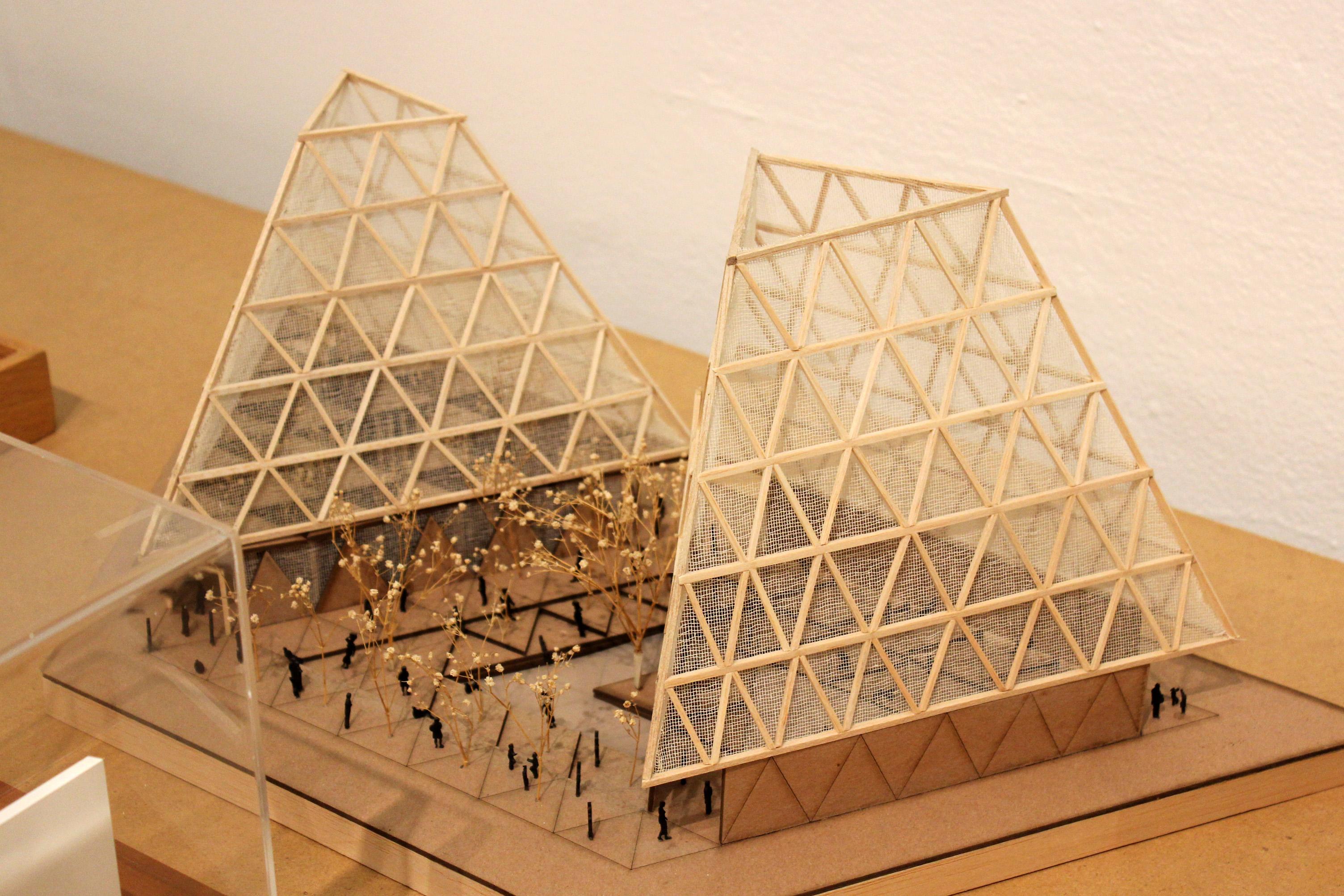 Celebran 50 años de egresados en Arquitectura del ITESO con la exposición Después del Jardín
