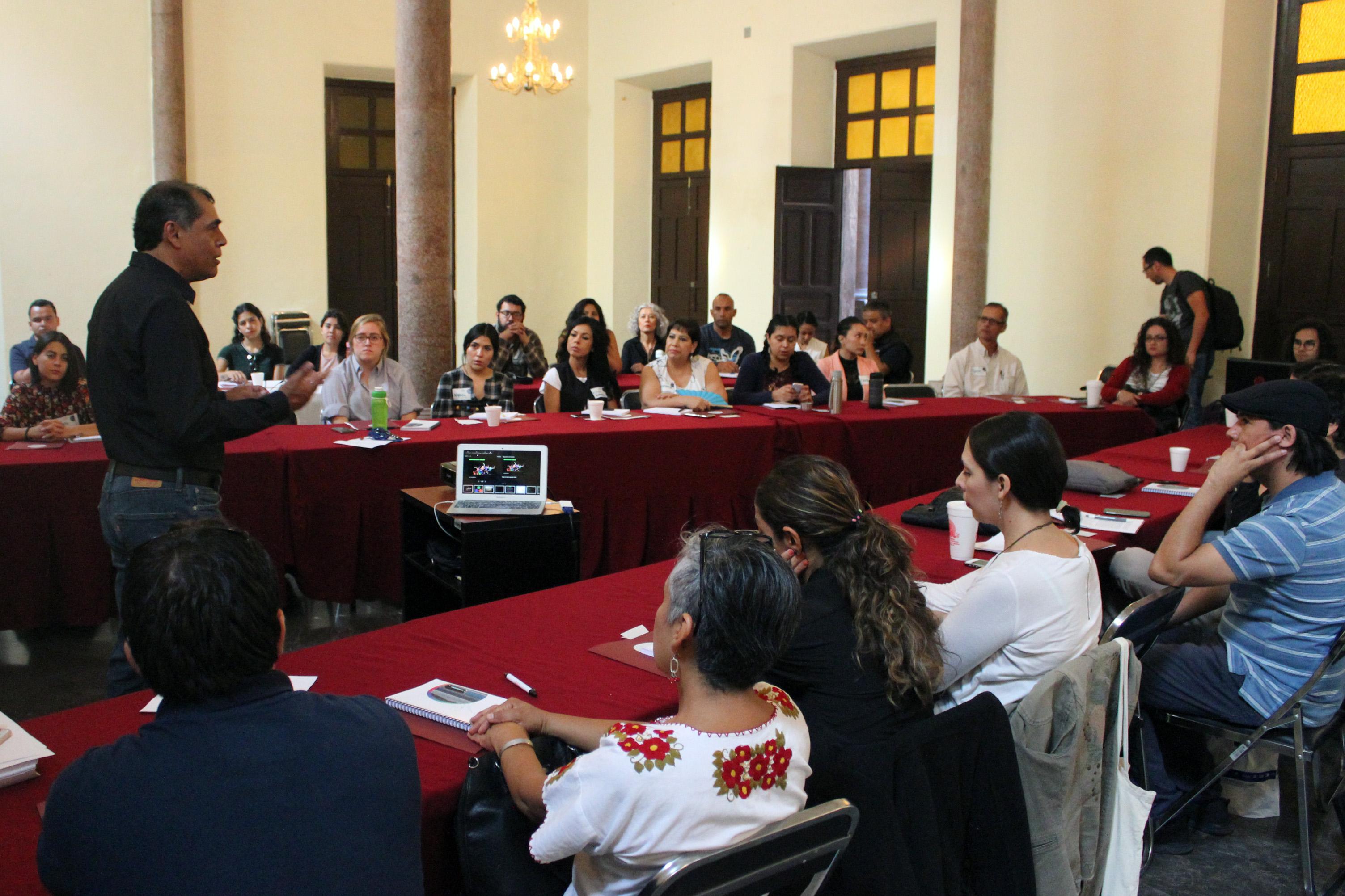 Comienza el Seminario de Gestión para Centros Culturales Independientes