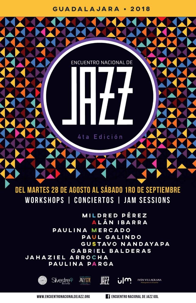 Encuentro Nacional de Jazz 4ta Edición