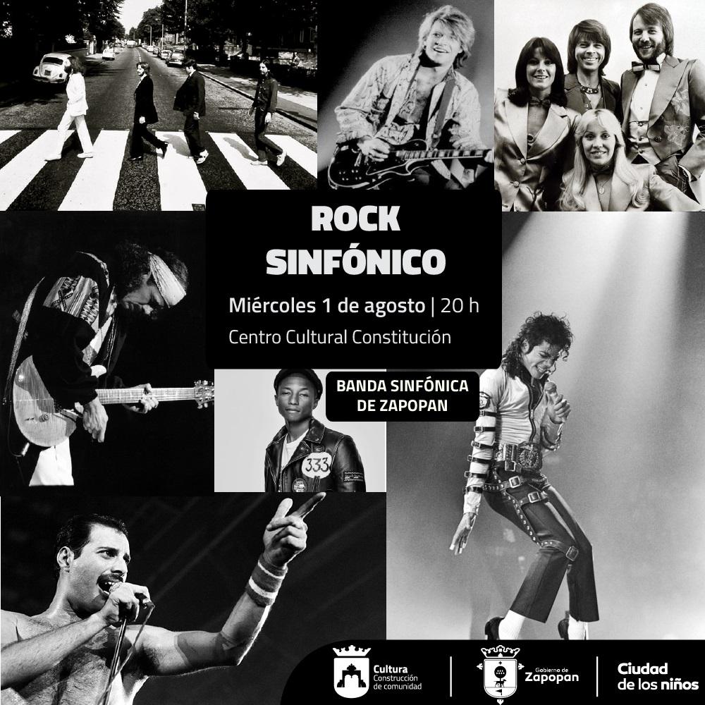 Rock Sinfónico / Centro Cultural Constitución