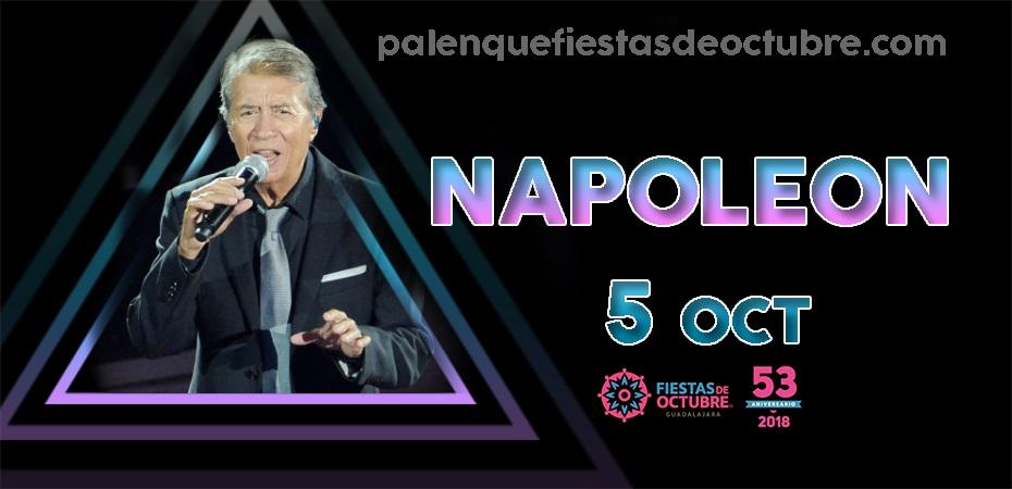 Napoleón / Palenque Fiestas de octubre 2018