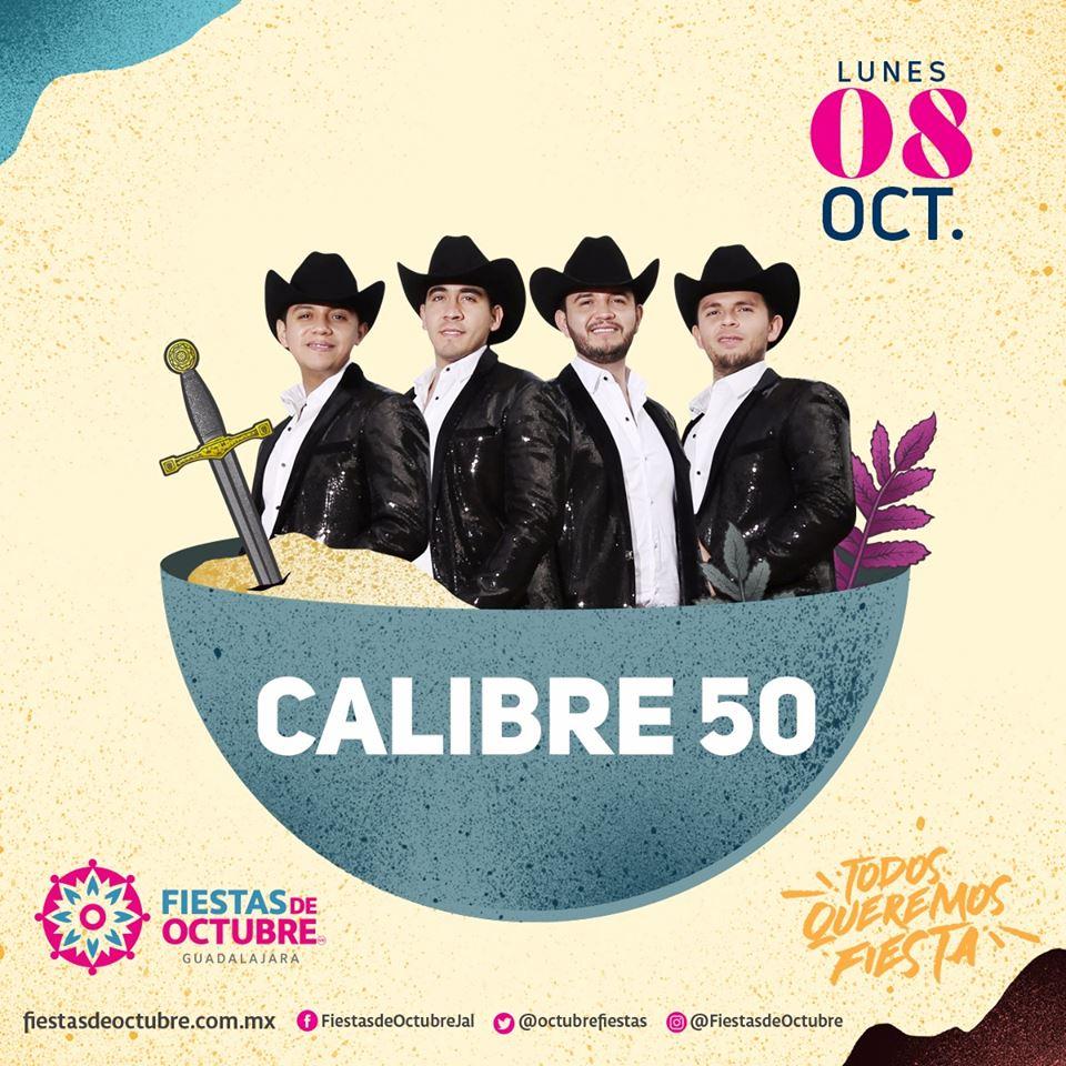 Calibre 50 / Auditorio Benito Juárez