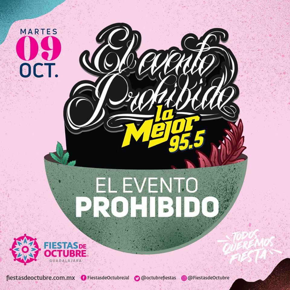 La Mejor 95.5 fm / Auditorio Benito Juárez