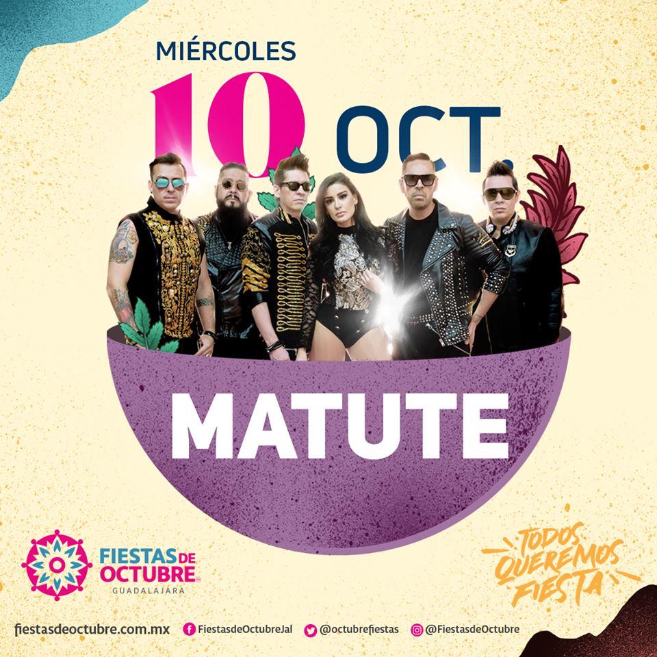 Matute / Auditorio Benito Juárez