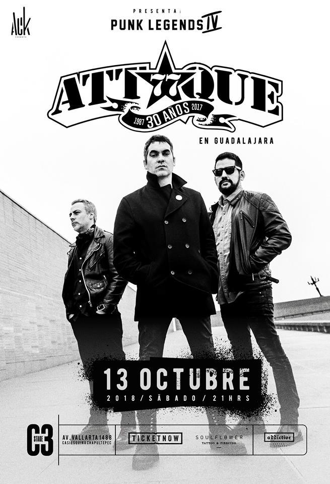 Attaque 77 / C3 Stage