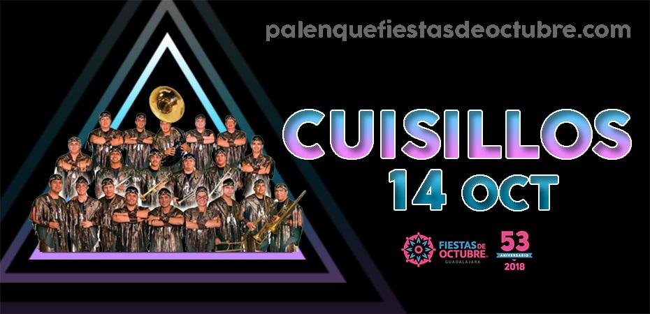 Cuisillos / Palenque Fiestas de octubre 2018