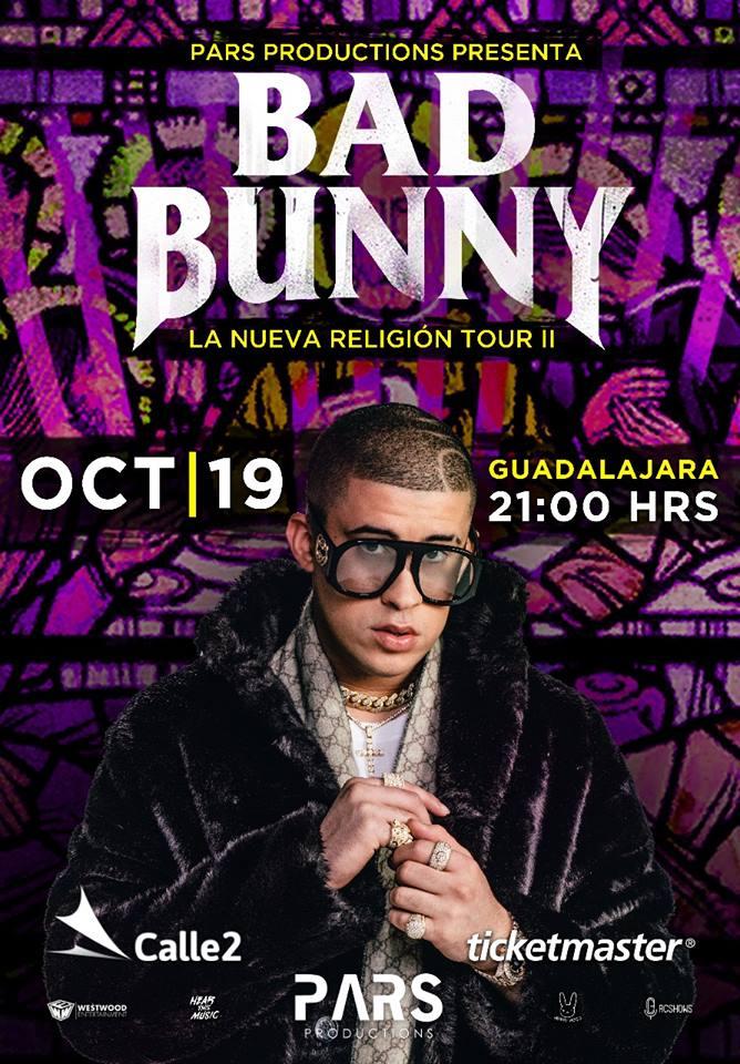 Bad Bunny / Calle 2