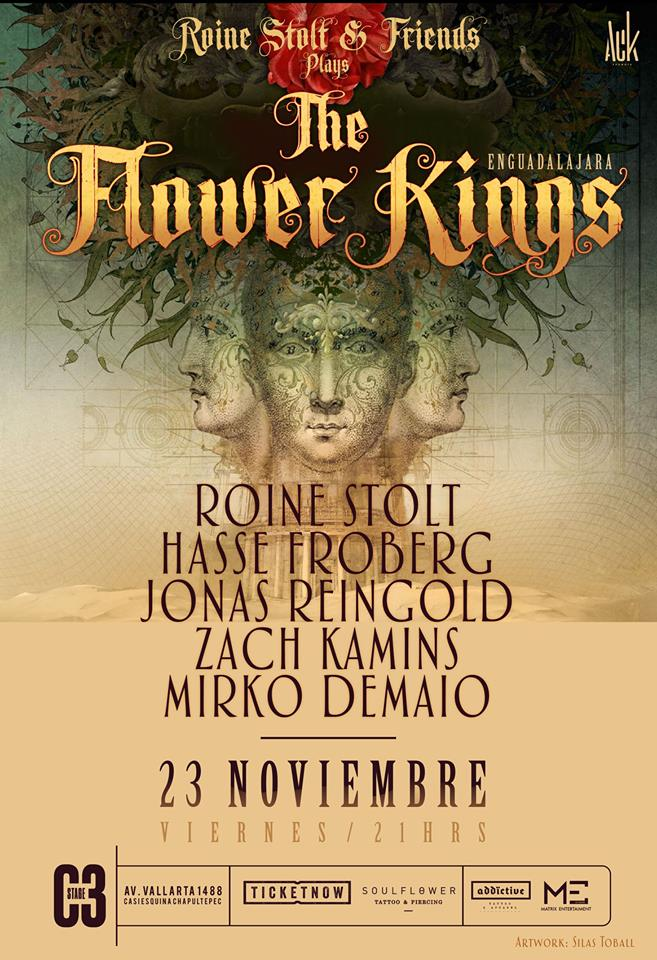 The Flowers Kings / C3 Stage