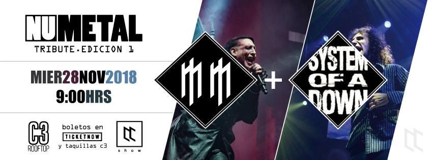NU METAL Tribute / C3 Stage