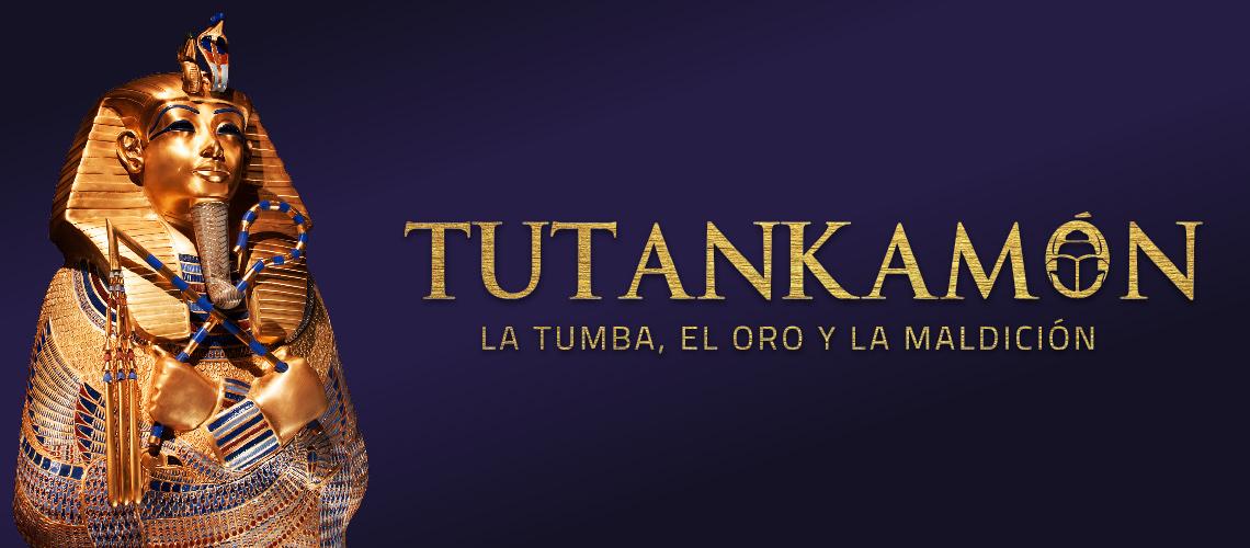 Exposición Tutankamon, La Tumba, El Oro Y La Maldición / Conjunto de Artes Escénicas
