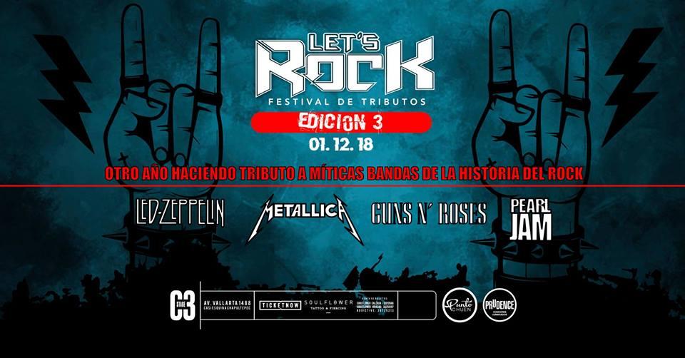 Lets Rock Tercera Edición / C3 Stage